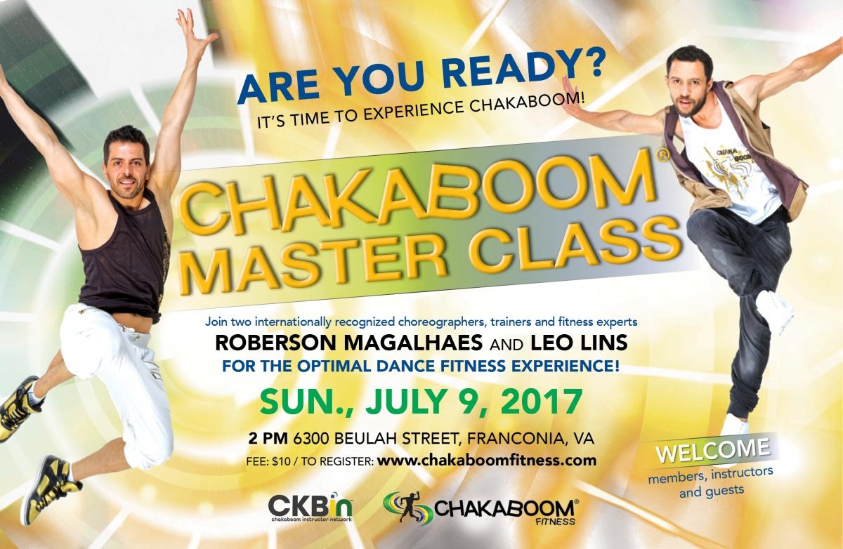 FINAL flyer CKB POSTER master class VA17 July