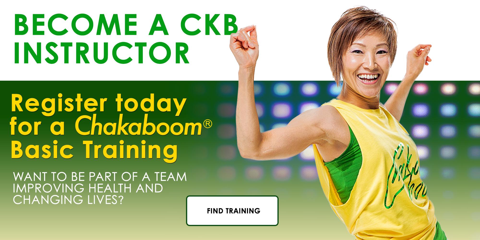 Chakaboom Fitness