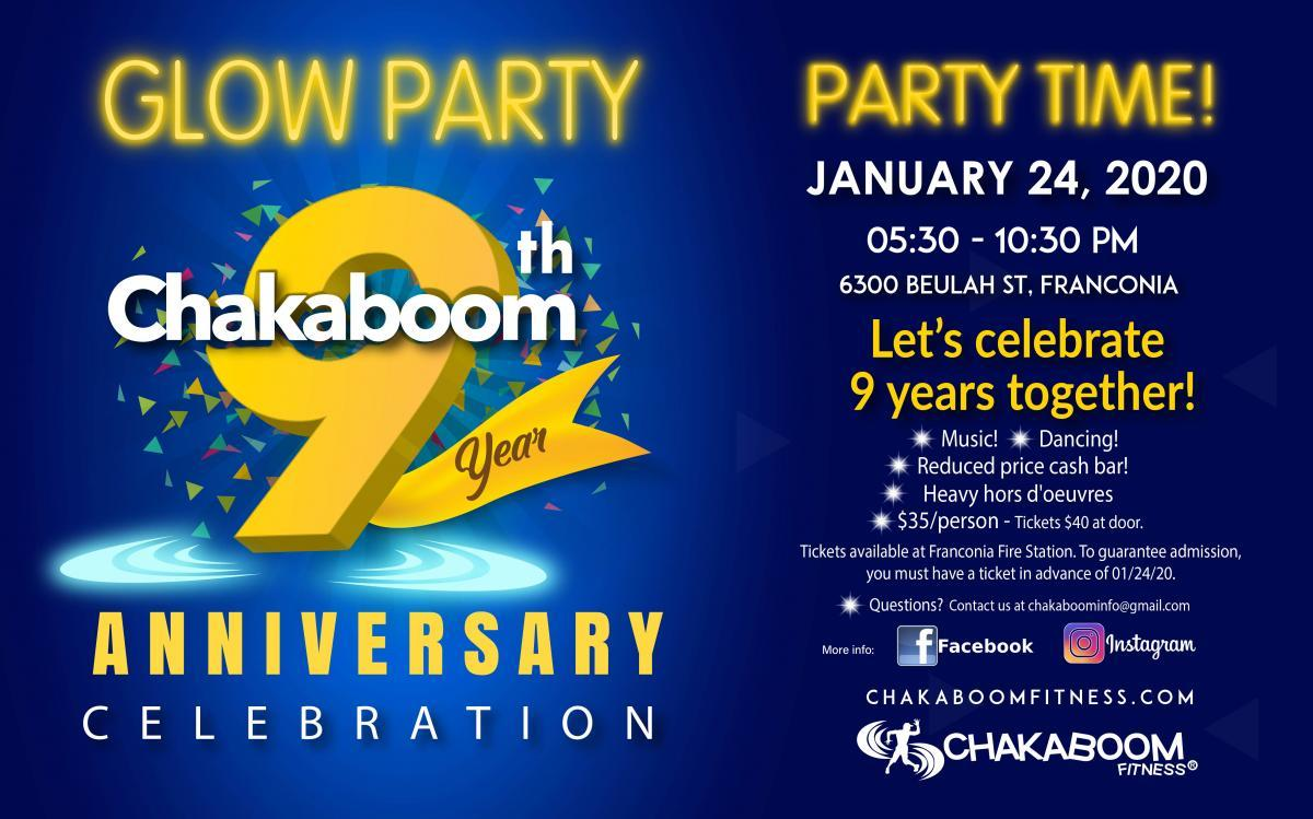 9 years CKB Glow Party web ai